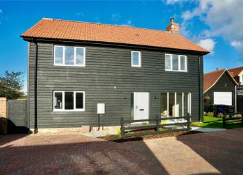 Thumbnail 4 bed country house for sale in Swan Court, High Street, Offord Cluny, St. Neots