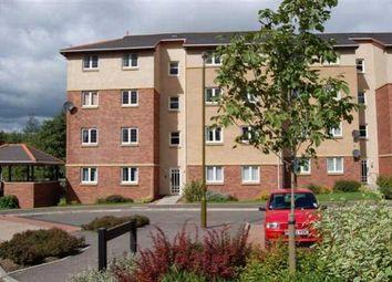 Thumbnail 2 bed flat for sale in 5 Burnvale, Livingston, West Lothian 6Dd, Scotland