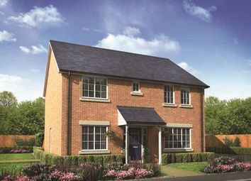 "Thumbnail 4 bed detached house for sale in ""The Potter"" at Surtees Drive, Willington, Crook"