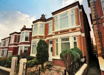 Thumbnail 4 bed semi-detached house for sale in Hale Road, Wallasey