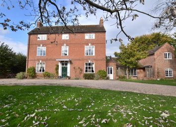 Thumbnail 6 bed detached house for sale in Back Lane, Bredon, Tewkesbury, Gloucestershire