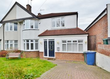 Thumbnail Semi-detached house for sale in Gallants Farm Road, East Barnet