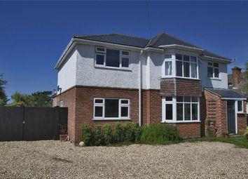 Thumbnail 5 bedroom detached house for sale in Elm Avenue, Pennington, Lymington