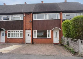 Thumbnail 3 bed town house for sale in Tiverton Road, Berryhill, Stoke-On-Trent, Staffordshire