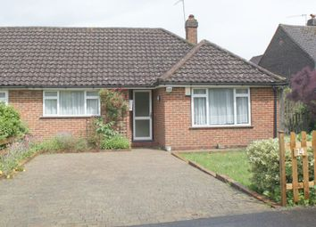 Thumbnail 2 bed semi-detached bungalow to rent in Clover Lea, Binscombe