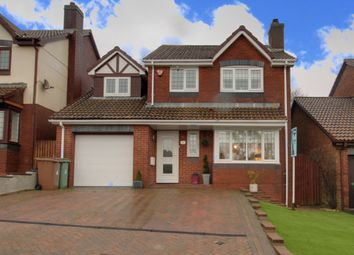 Thumbnail 4 bed detached house for sale in St. Johns Close, Derriford, Plymouth