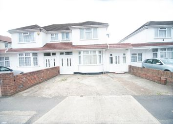 Thumbnail 3 bed semi-detached house to rent in Delamere Road, Hayes