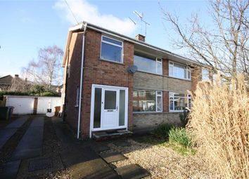 Thumbnail 3 bed semi-detached house to rent in Lawnsgarth, Cottingham