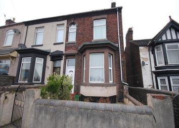 Thumbnail 3 bed terraced house for sale in Bucknall New Road, Hanley, Stoke-On-Trent