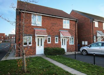 Thumbnail 2 bed semi-detached house for sale in Transporter Way, Middlesborough, Cleveland