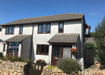Thumbnail 3 bed end terrace house for sale in Old Foundry Close, St. Just, Penzance