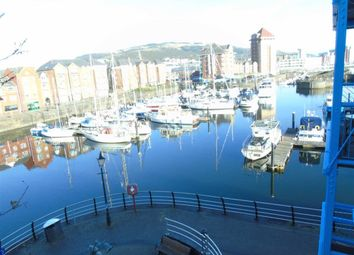 Thumbnail 1 bedroom flat for sale in Abernethy Square, Marina, Swansea