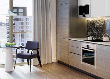 Thumbnail 1 bed flat for sale in Lower Riverside, Greenwich Peninsula, London