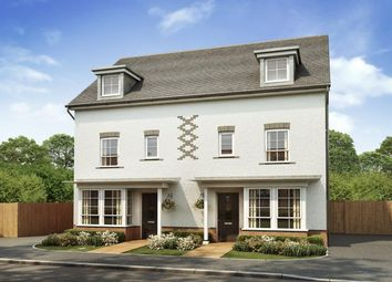"""Thumbnail 4 bed semi-detached house for sale in """"Woodbridge"""" at Filter Bed Way, Sandbach"""