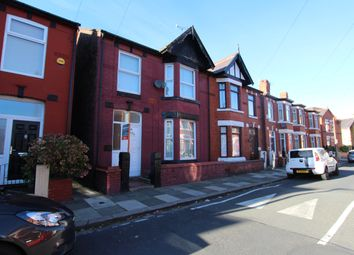 Thumbnail 4 bed semi-detached house to rent in Central Park Avenue, Wallasey