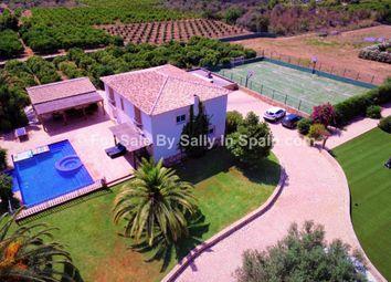 Thumbnail 6 bed villa for sale in Beniarbeig, Alicante, Spain