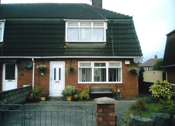 Thumbnail 3 bed semi-detached house to rent in Burns Road, Port Talbot