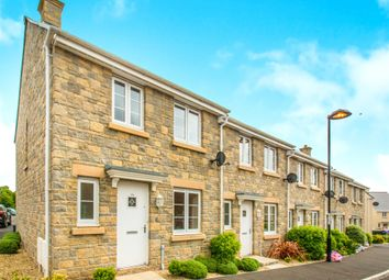 Thumbnail 3 bed end terrace house for sale in Roundbush Crescent, Caerwent, Caldicot