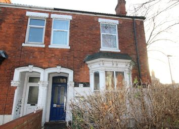 Thumbnail 2 bedroom flat for sale in Hainton Avenue, Grimsby