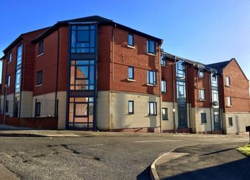 Thumbnail 1 bed flat to rent in Paulfield Court, Old Market Place, Meadow Lane, Newhall, Swadlincote