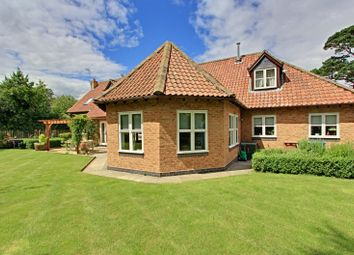 Thumbnail 5 bed detached house for sale in Church Lane, Lockington, East Yorkshire