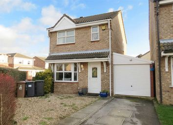 Thumbnail 3 bed detached house for sale in Robin Close, Sleaford