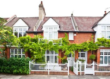 Thumbnail 4 bed terraced house for sale in Blandford Road, London