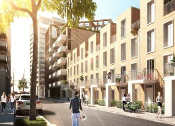 Thumbnail 4 bed town house for sale in Royal Wharf, Townhouse, London