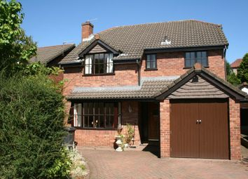 Thumbnail 4 bed detached house to rent in The Moorings, Congleton