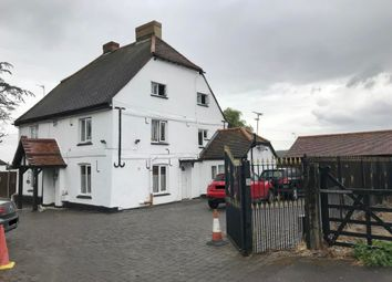 Thumbnail 17 bed detached house for sale in 3 Little Malgraves Cottages, Lower Dunton Road, Bulphan, Upminster, Essex