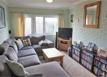 Thumbnail 2 bed terraced house for sale in Pendoylan Close, Barry