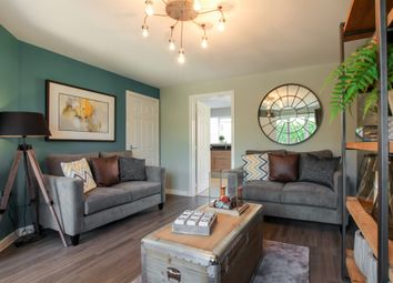 "Thumbnail 3 bed terraced house for sale in ""The Hanbury  "" at Clovelly Road, Atlantic Park, Bideford"