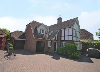 Thumbnail 4 bed detached house for sale in Drovers Way, Bishops Stortford