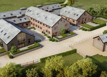 Thumbnail 3 bed barn conversion for sale in Hareston Farm, Yealmpton, Devon