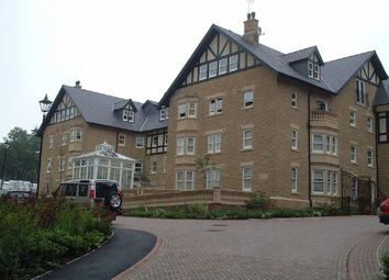 Thumbnail 2 bedroom flat to rent in Mansfield Court, Harrogate