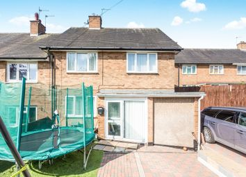 Thumbnail 4 bed semi-detached house for sale in Townshend Grove, Kingshurst, Birmingham