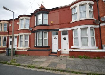 Thumbnail 2 bed terraced house to rent in Rufford Road, Wallasey