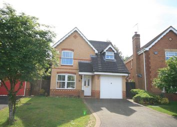 Thumbnail 3 bed detached house for sale in Milton Bridge, Wootton, Northampton