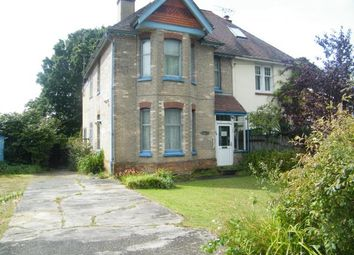 Thumbnail 3 bed semi-detached house for sale in 20 Poole Road, Upton, Poole, Dorset