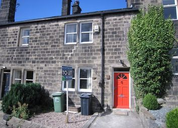 Thumbnail 2 bed terraced house to rent in Stoney Lane, Horsforth, Leeds
