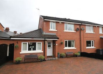 Thumbnail 3 bed semi-detached house for sale in Robinson Avenue, Carlisle, Cumbria