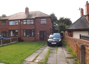 Thumbnail 3 bed semi-detached house for sale in Nook Lane, Fearnhead, Warrington, Cheshire