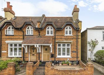 Thumbnail 2 bedroom semi-detached house for sale in Weston Green, Thames Ditton