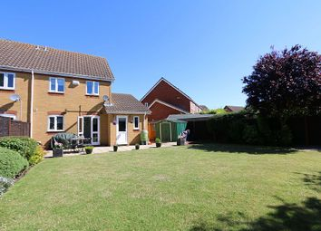 Thumbnail 4 bed semi-detached house for sale in Ramerick Gardens, Arlesey, Bedfordshire