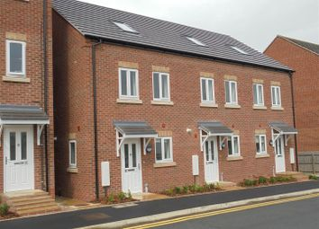 Thumbnail 3 bedroom terraced house to rent in Castle Lane, Hadley, Telford