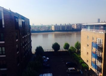 Thumbnail 1 bedroom flat to rent in Jardine Road, Wapping