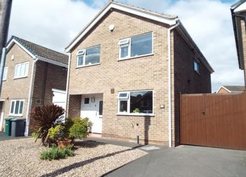 Thumbnail 4 bed detached house for sale in Newlands Drive, Gedling, Nottingham