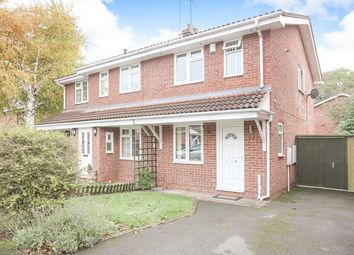Thumbnail 2 bedroom semi-detached house for sale in Gleneagles Road, Perton, Wolverhampton