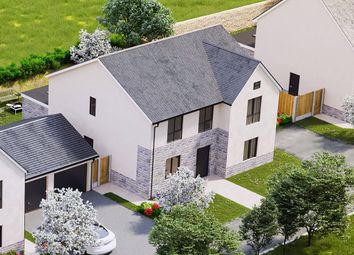 Thumbnail 4 bed detached house for sale in Coulstreng, Harry Stoke Road, Bristol