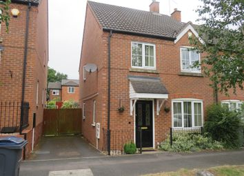 Thumbnail 3 bedroom semi-detached house for sale in Brookfield Road, Kings Norton, Birmingham